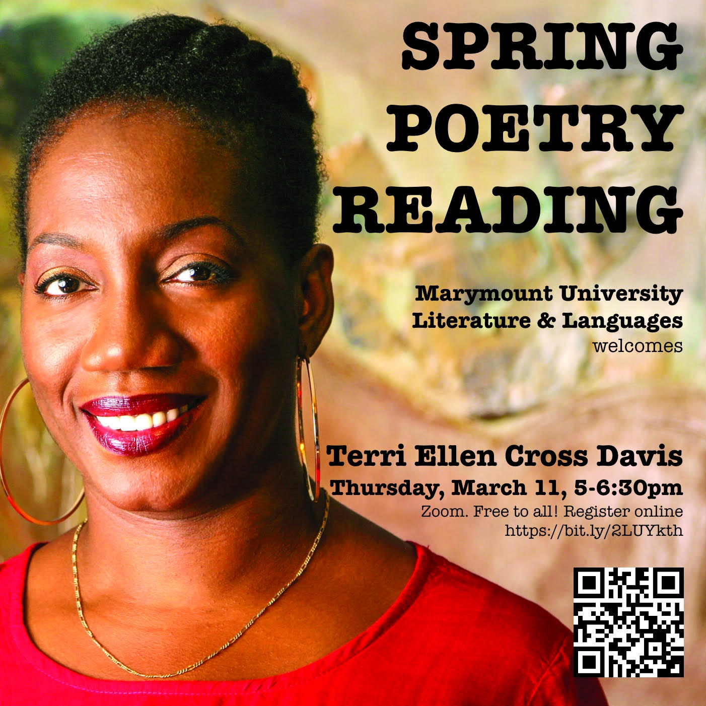 Spring Poetry Reading Photo