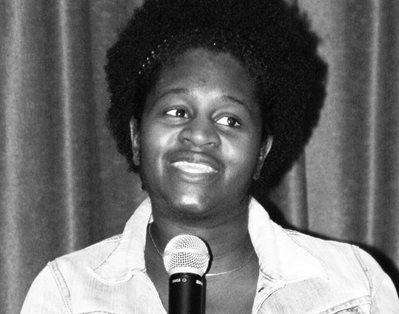 Angela White, '14