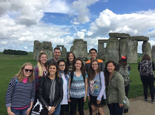 Study Abroad for Honors Students