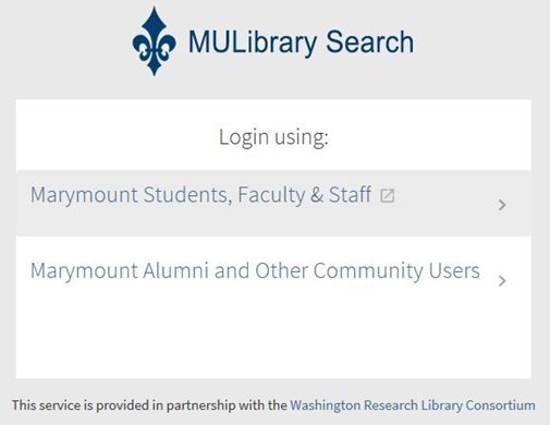 About MyLibrary
