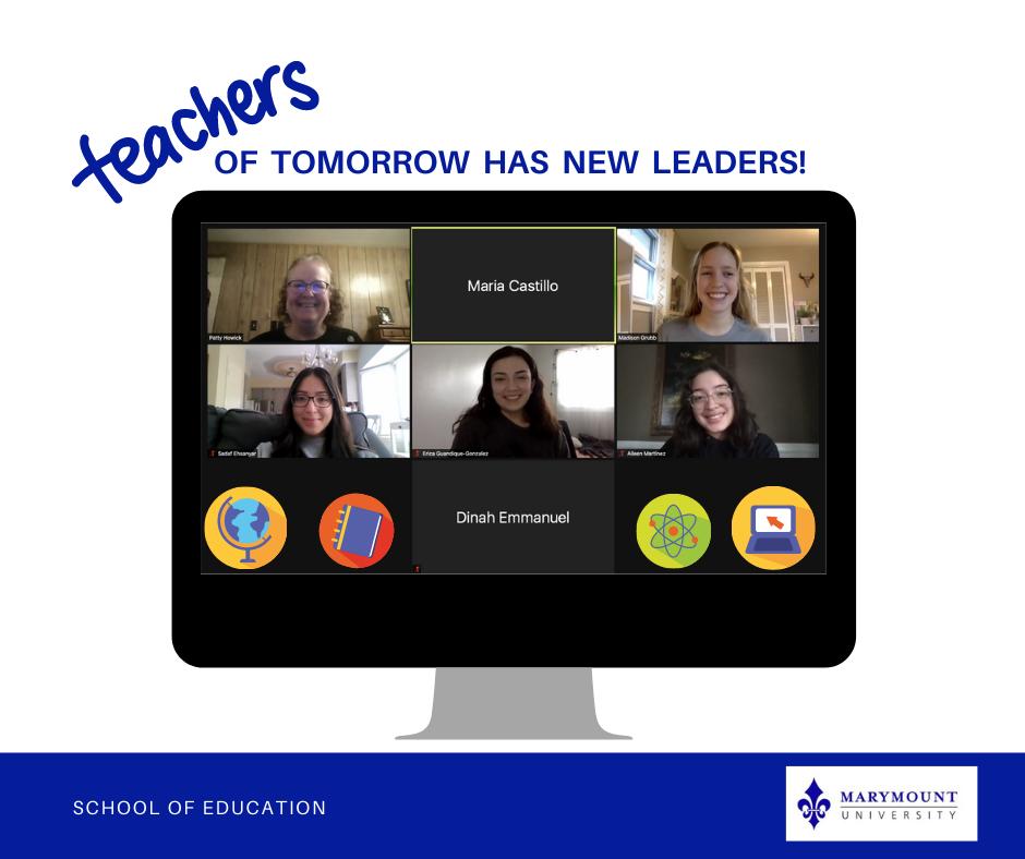 Teachers of Tomorrow has new leaders!