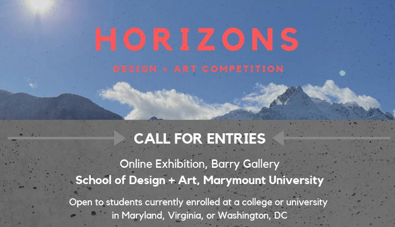 Horizons Design + Art Competition