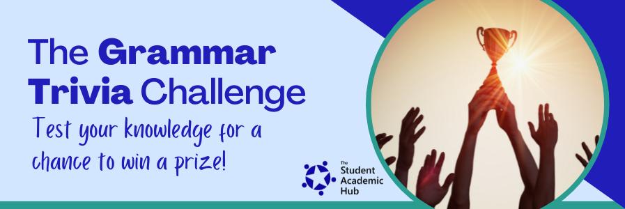 Grammar Trivia Challenge