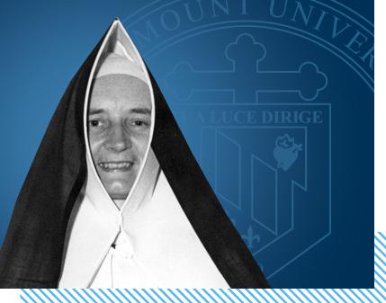 Sister Berchmans Walsh, RSHM