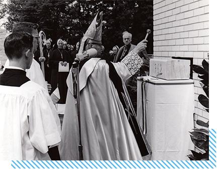 Bishop John J. Russell