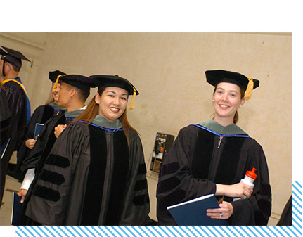 offers its first doctoral degree