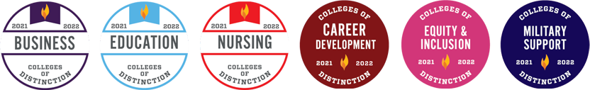 Distinction Badges Photo