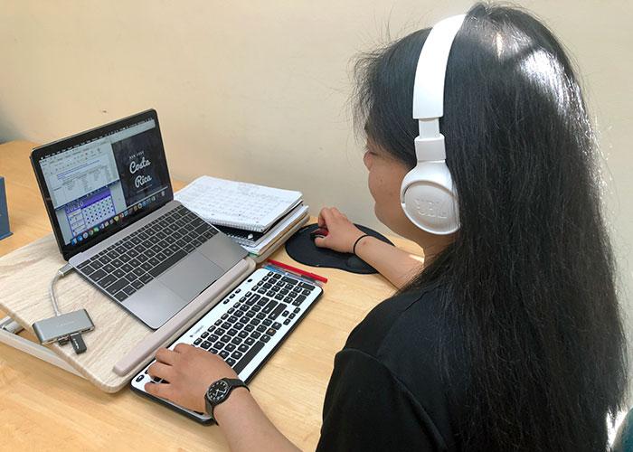 Saints stay globally engaged through virtual global internships<br />