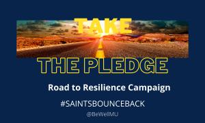 Take the Pledge……