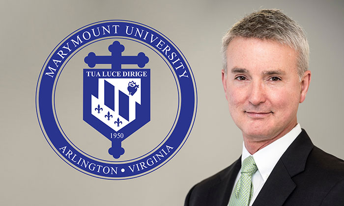 Marymount names Barry Harte as new Vice President for Finance and Operations & Treasurer