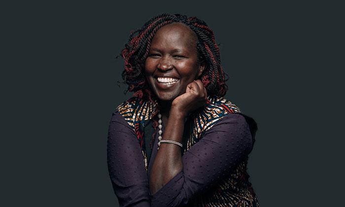 Challenger of female oppression in Kenya speaks at Marymount virtual event