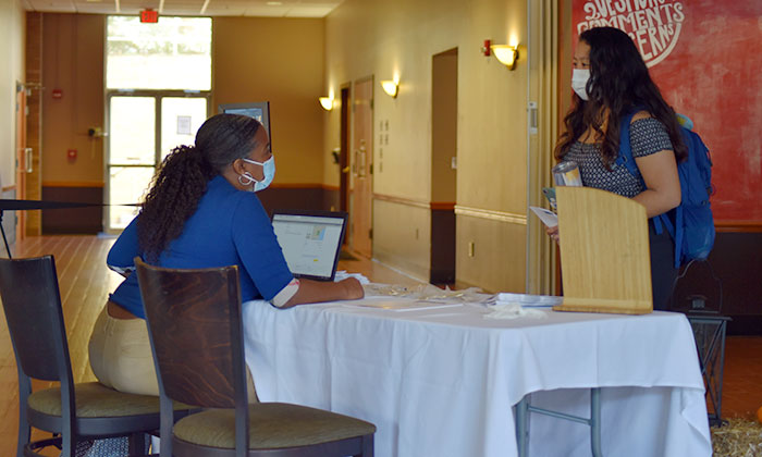 Celebrating first-generation college students at Marymount University