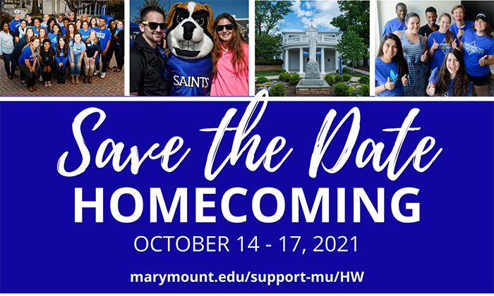 Marymount University Homecoming 2021