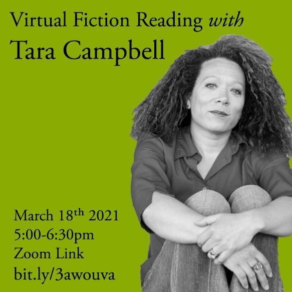 Virtual Fiction Reading Photo