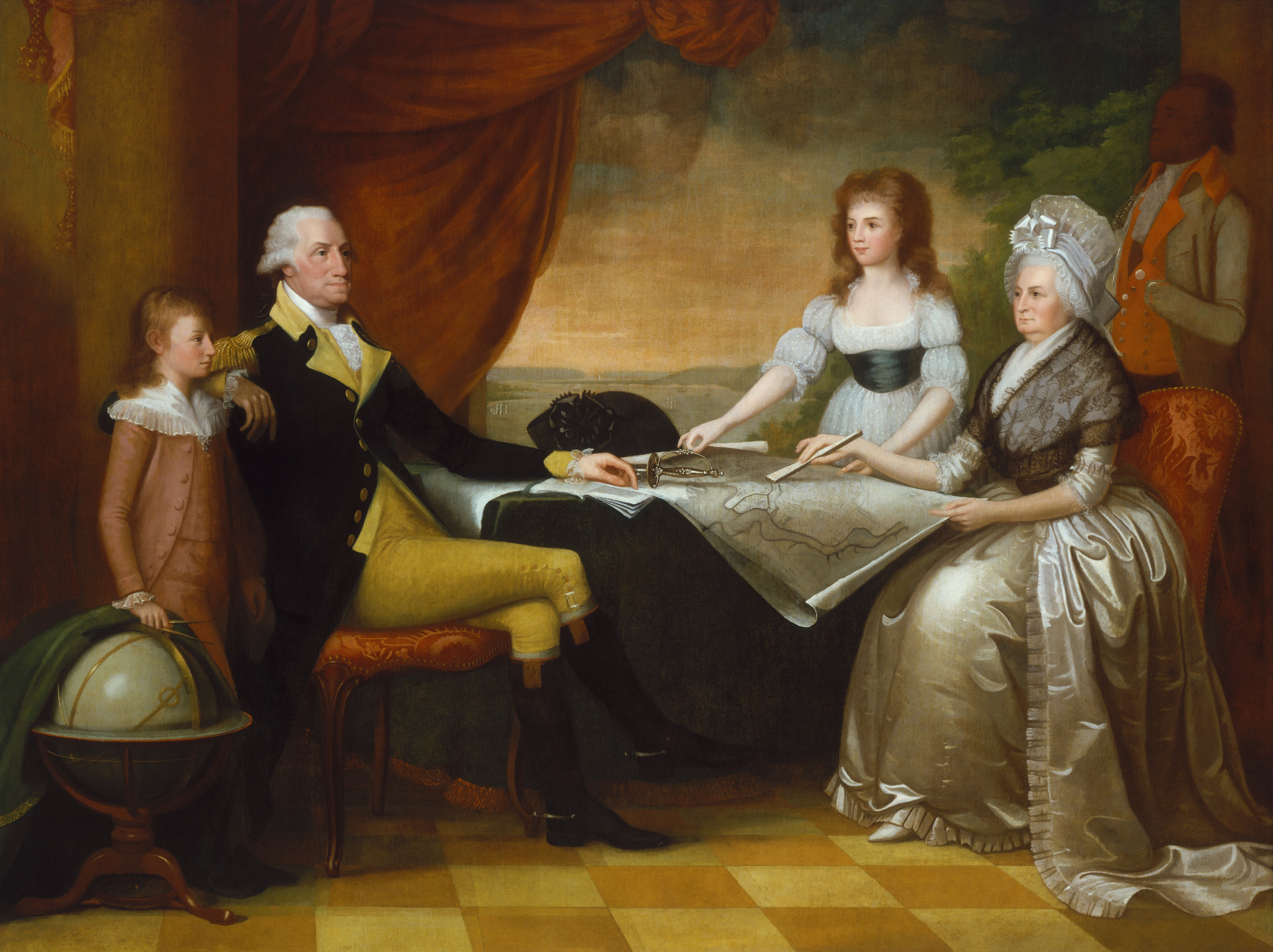 The untold story of George Washington's heirs to be published by Marymount professor