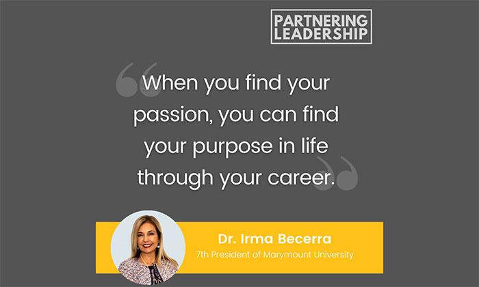 Dr. Irma Becerra's podcast