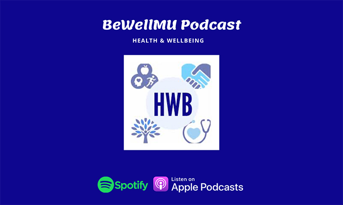 BeWellMU podcast