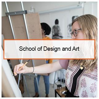 School of design and art