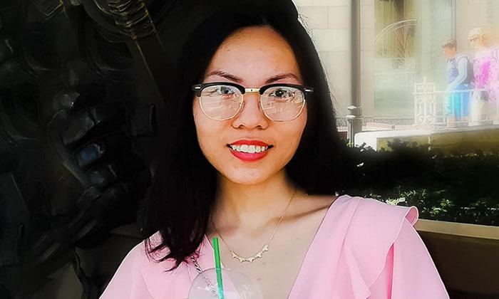 Tran Truong, winner of the 2021 WindowsWear, Michael Kors mentorship competition
