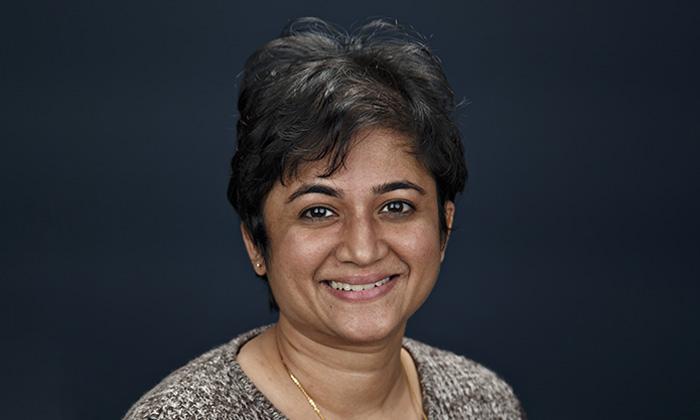 Dr. Uma Kelekar, Associate Professor of Health Care Management at Marymount University