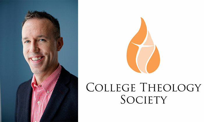 Dr. Brian Flanagan and the College Theology Society