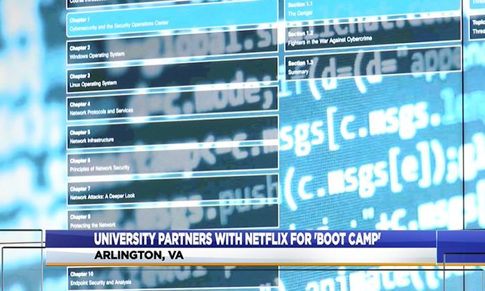 WDVM: Marymount University partners with Netflix, 2U to launch tech courses