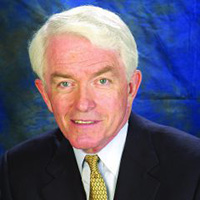 Thomas Donohue, recipient of the Saint of Service Award (Outstanding Community Member)