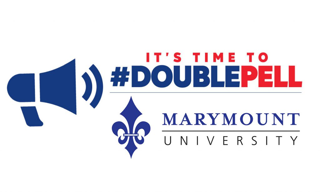 It's Time to Double Pell - Marymount University