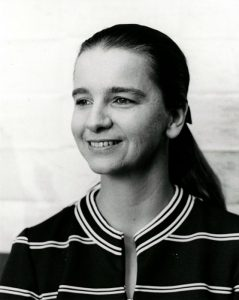Dr. Lillian Bisson in 1974