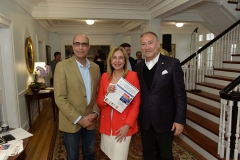 1/24/20 - Arlington, VA: Marymount University, Palliative Care Partnership Announcement Event